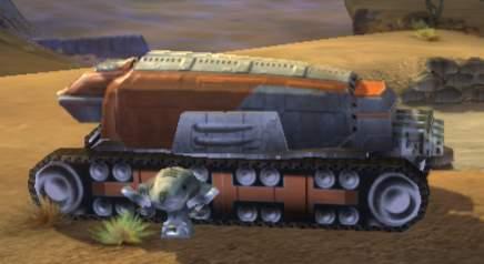 Mobile Proton Torpedo Launcher