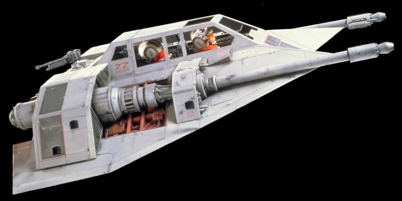 Rebel Combat Speeder T-47